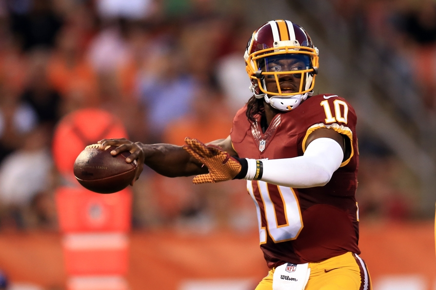 Cleveland Browns: RG3 put in tough spot with Hartline gone