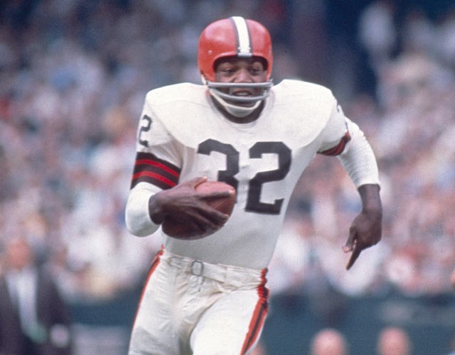 best service 3c794 6fc16 Cleveland Browns: Jim Brown retires on this day in 1966