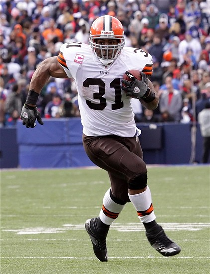 This time, former Cleveland Browns running back Jamal Lewis ...