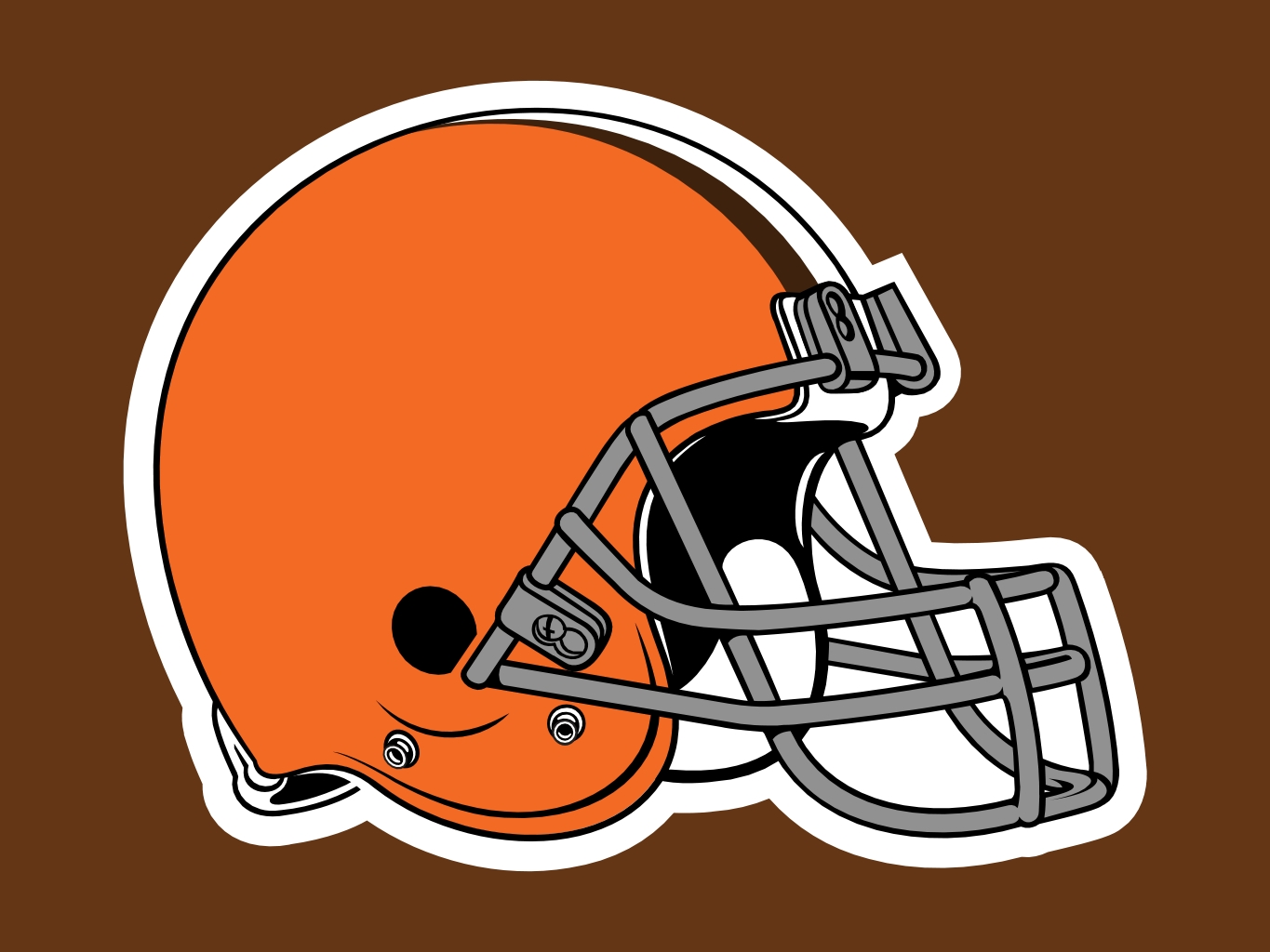 Rest easy cleveland browns fans the teams helmet will not be changing