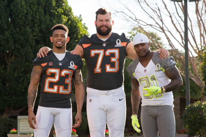 4b33c3b34db Cleveland Browns  5 potential Pro Bowlers