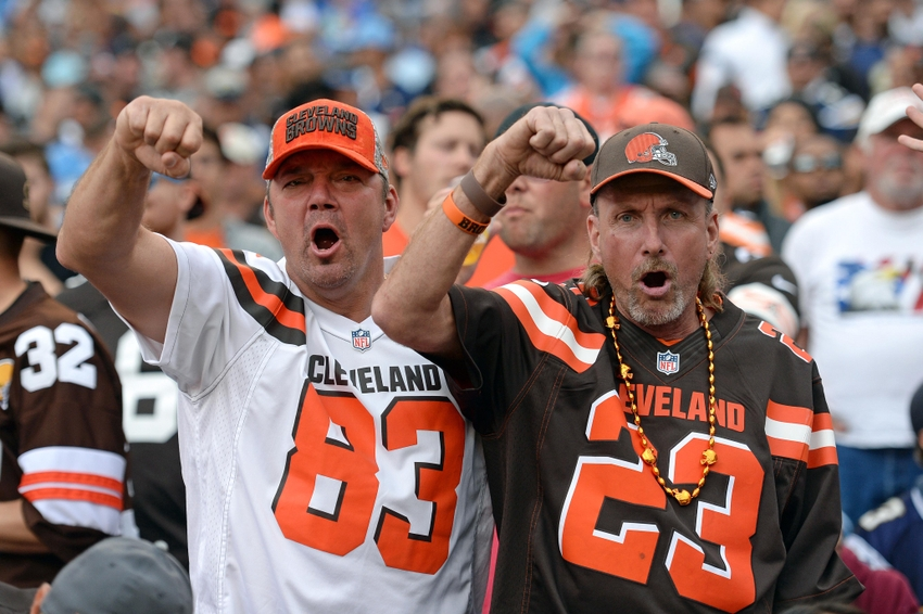 Cleveland Browns Fans Can T Escape Team S Losing Ways