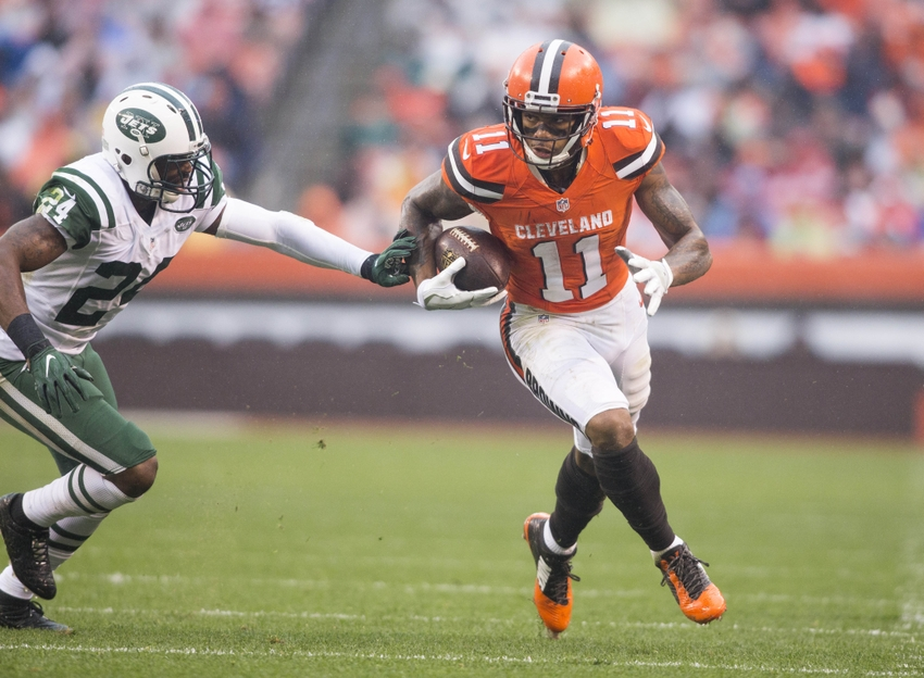 new product d7e2b 90f41 The Cleveland Browns need to become Terrelle Pryor's team