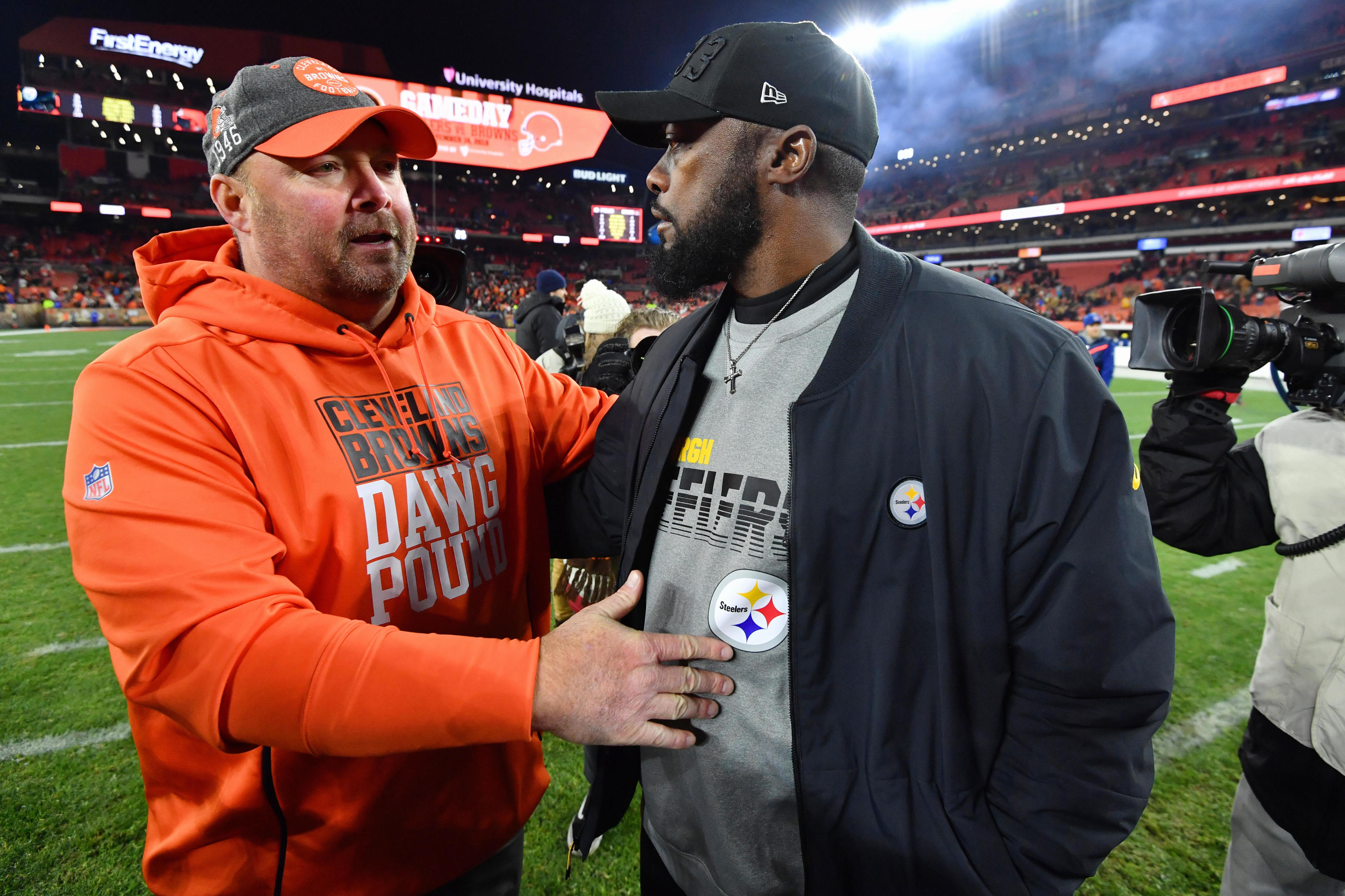 Mike Tomlin Not Sure His Team Did Anything Wrong In