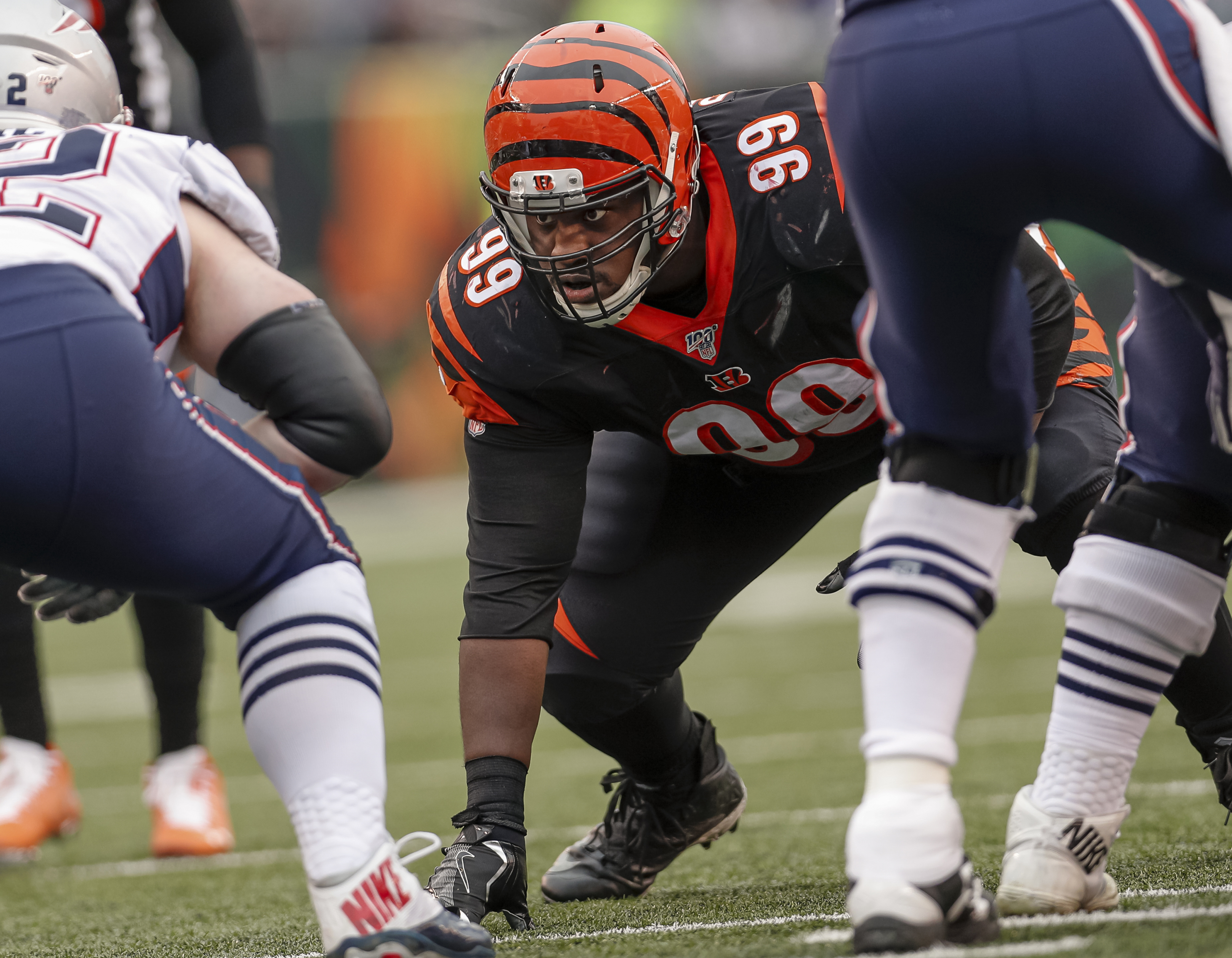 Cleveland Browns putting emphasis on run defense with Andrew ...
