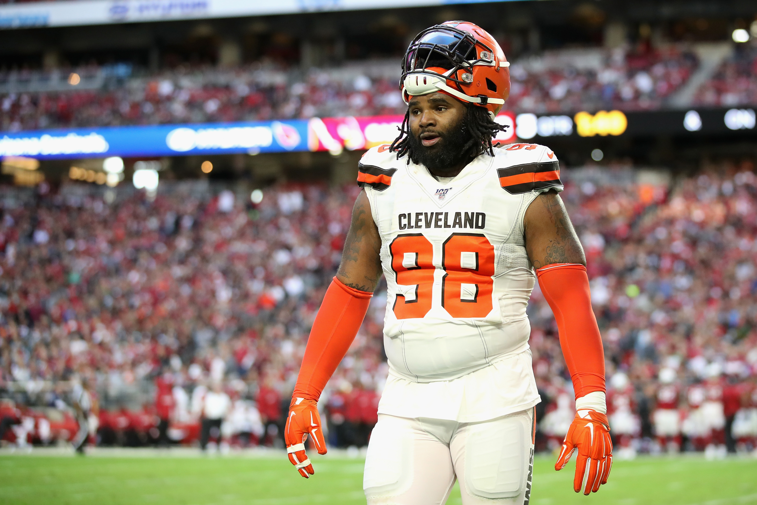 Daily Dawg Tags: Sheldon Richardson excelling in Cleveland Browns role