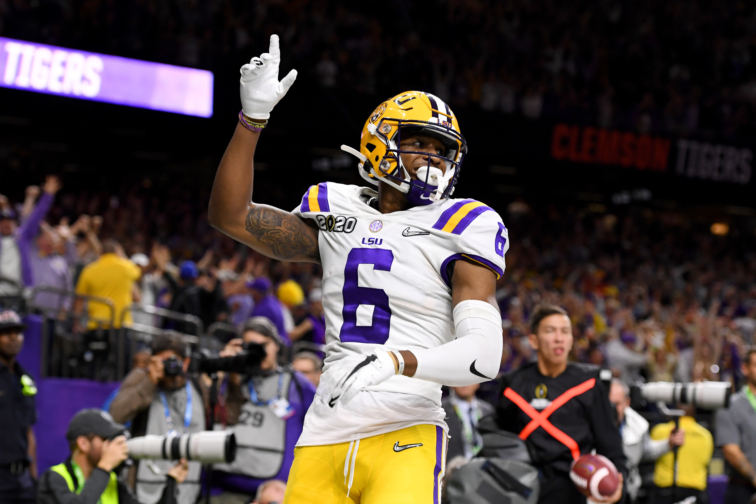 Cleveland Browns: 3 wide receivers to consider at No. 26