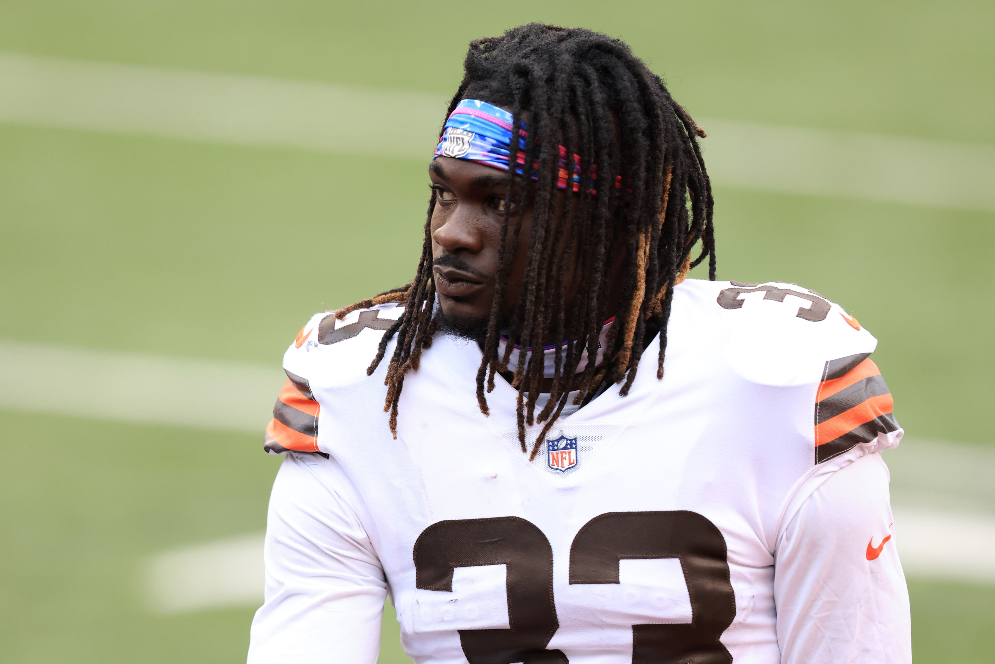 Cleveland Browns safety Ronnie Harrison out 4 to 6 weeks