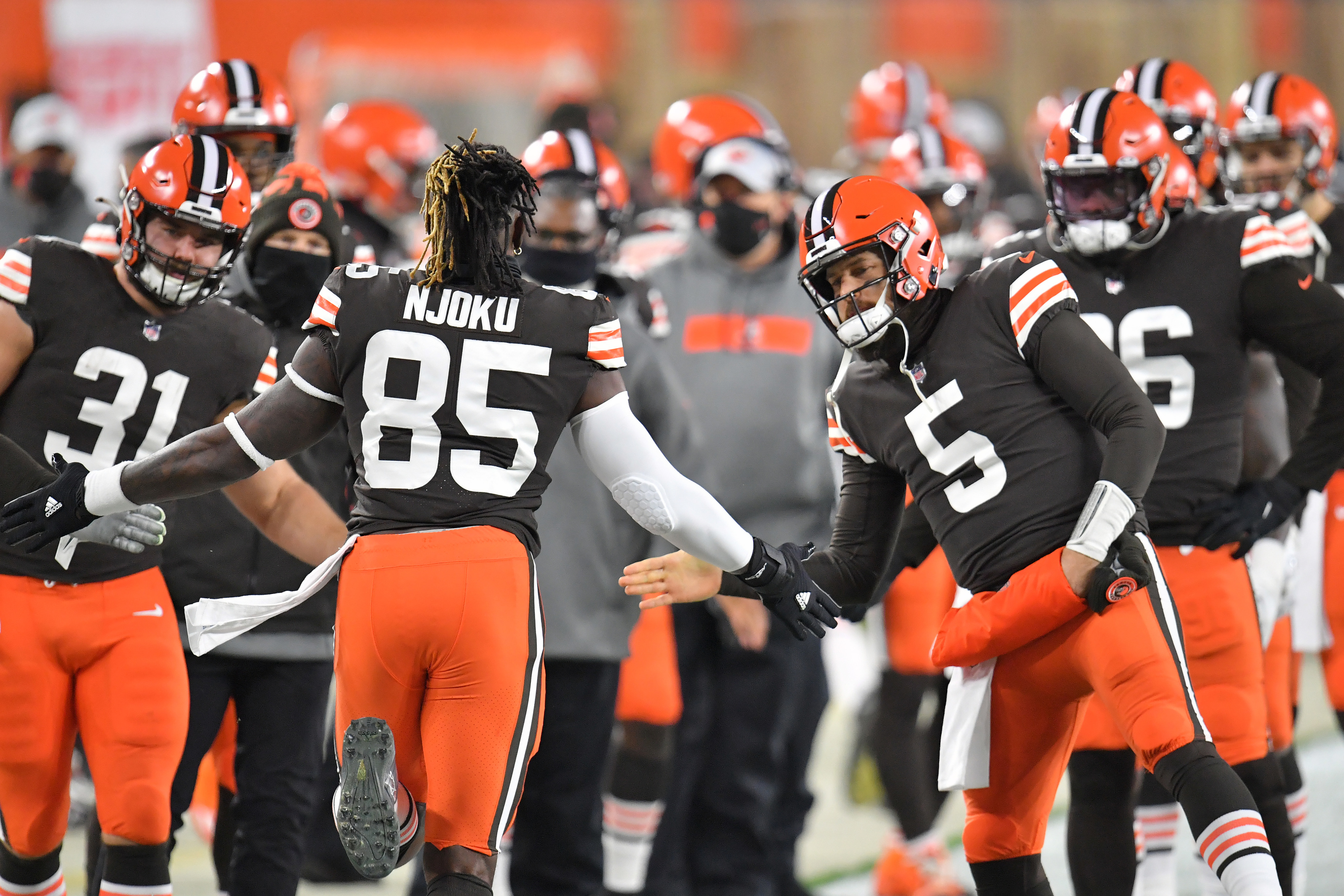 Week 15 Score Predictions Cleveland Browns Back In Prime Time
