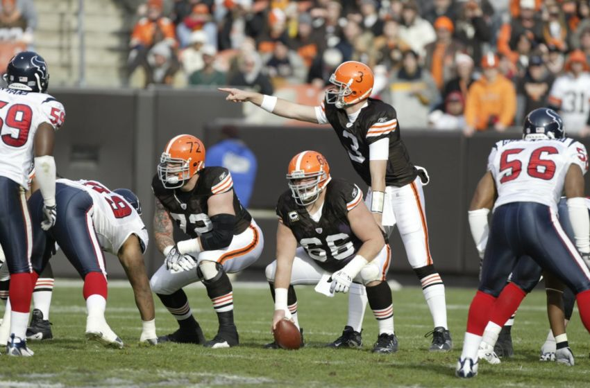 Daily Dawg Tags: Options for Cleveland Browns throwback uniform