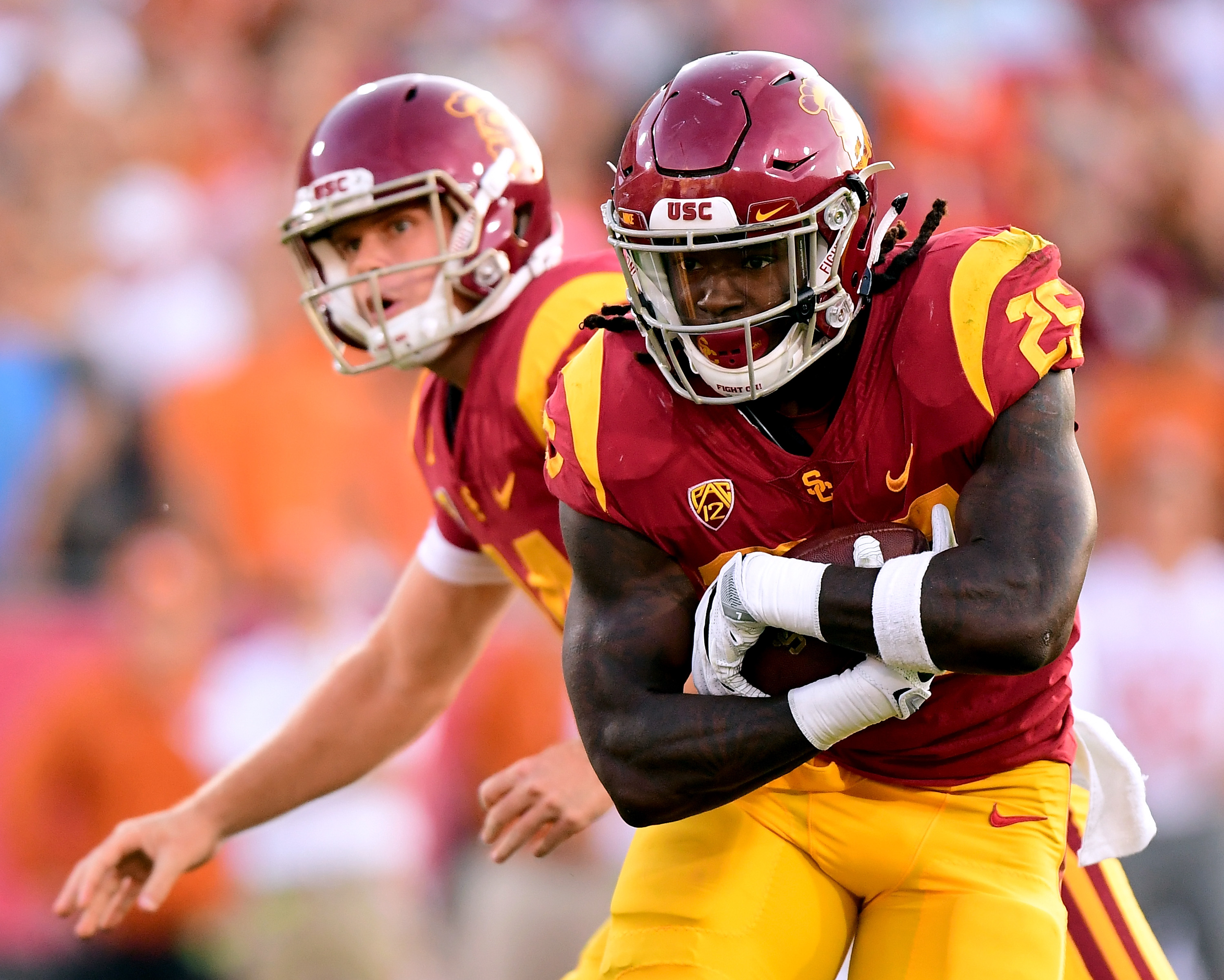 Cleveland Browns Draft Profile Usc Rb Ronald Jones Ii