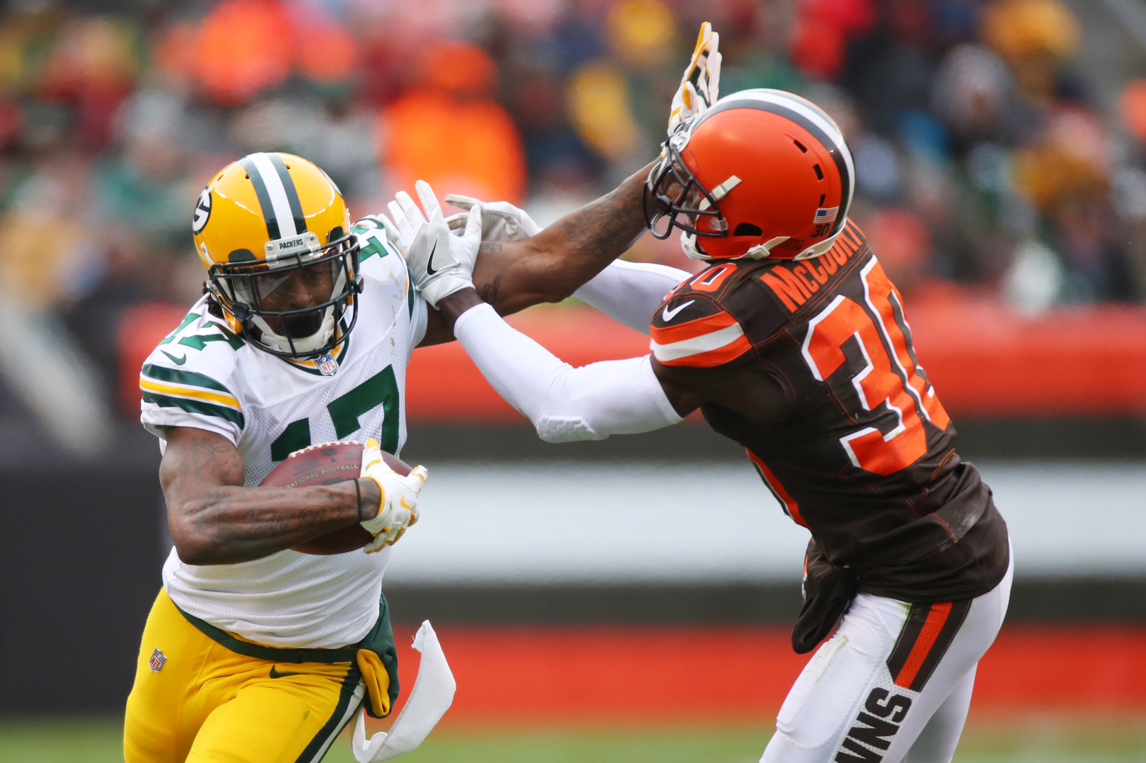 He's back: Packers QB Aaron Rodgers preps to play Panthers