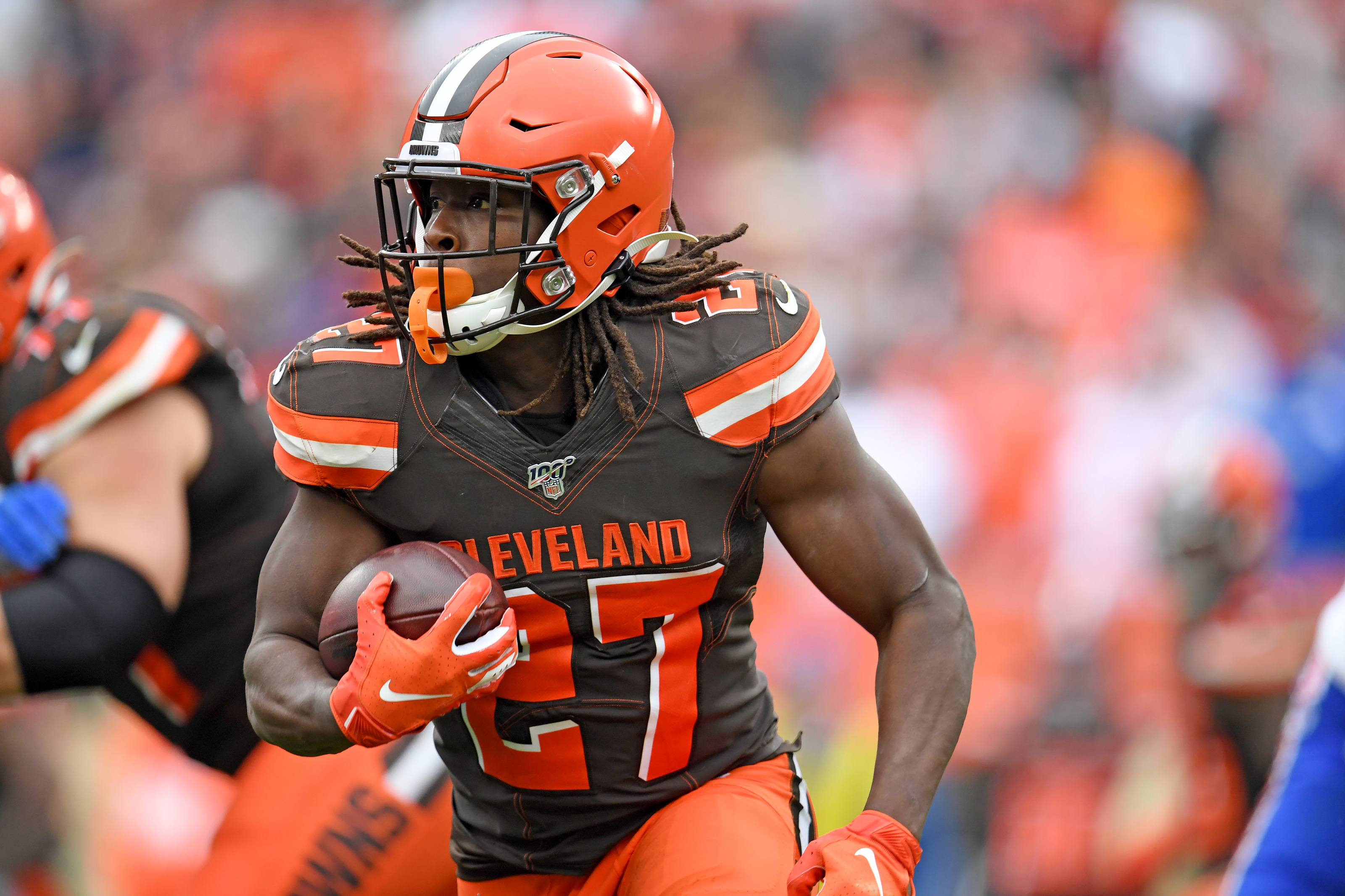 Cleveland Browns: What's the long term plan for Kareem Hunt?