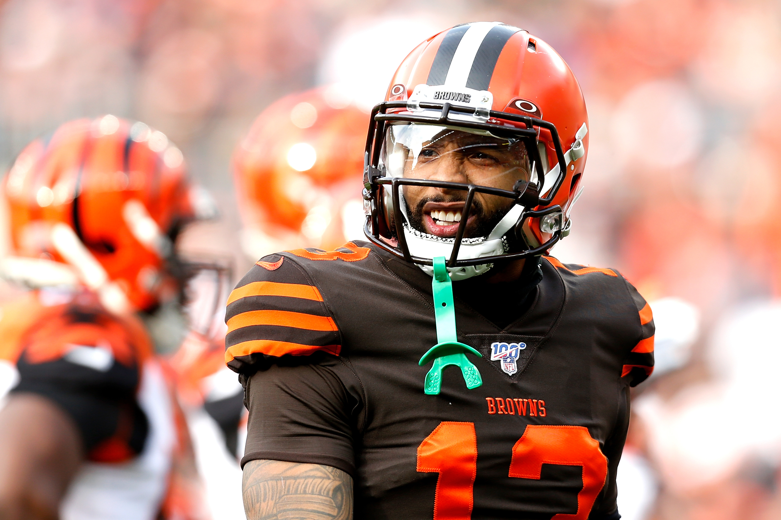 Why the Cleveland Browns will get a great season from Odell Beckham Jr.