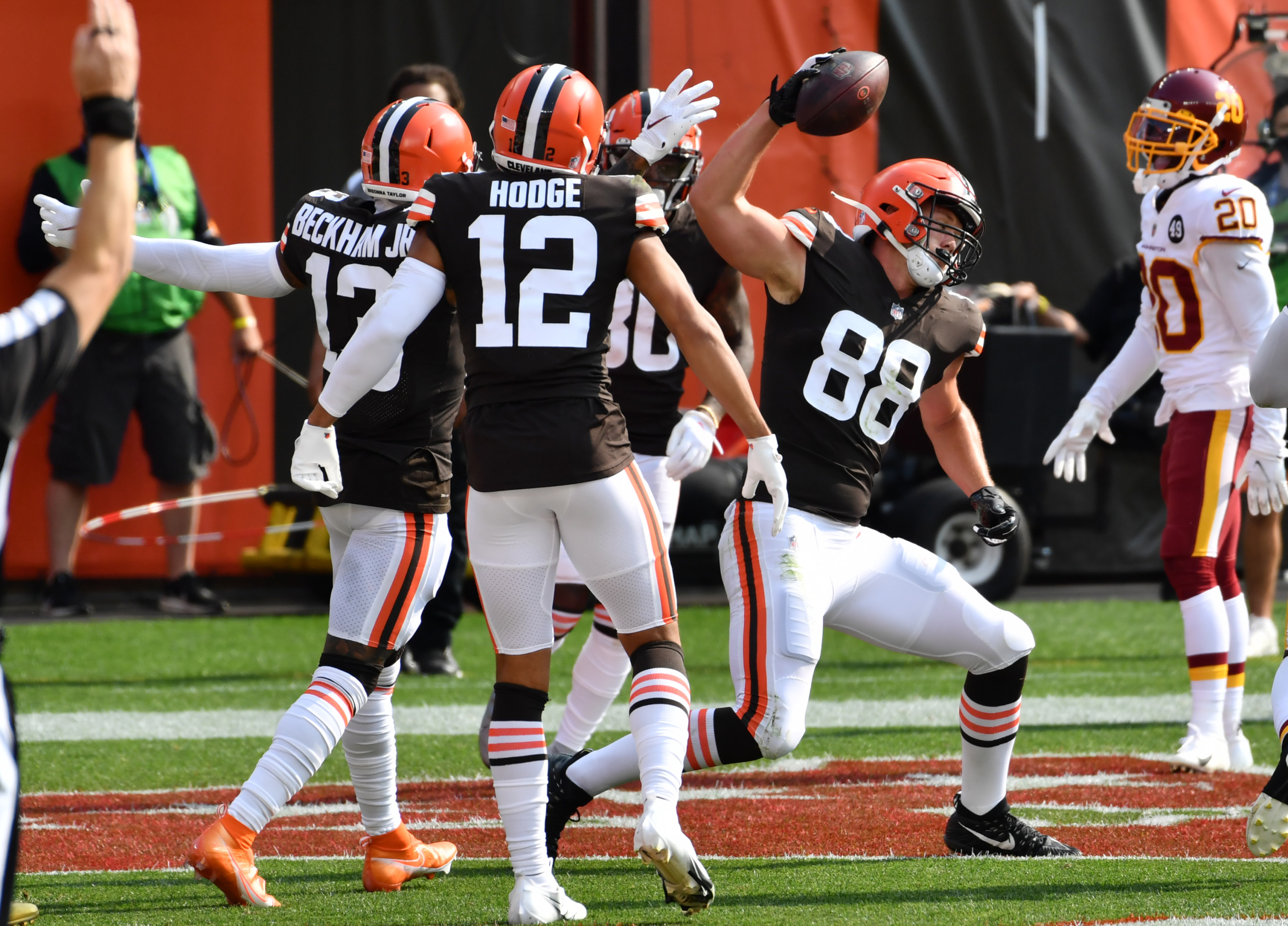 Cleveland Browns Score Predictions Vs Cowboys In Week 4