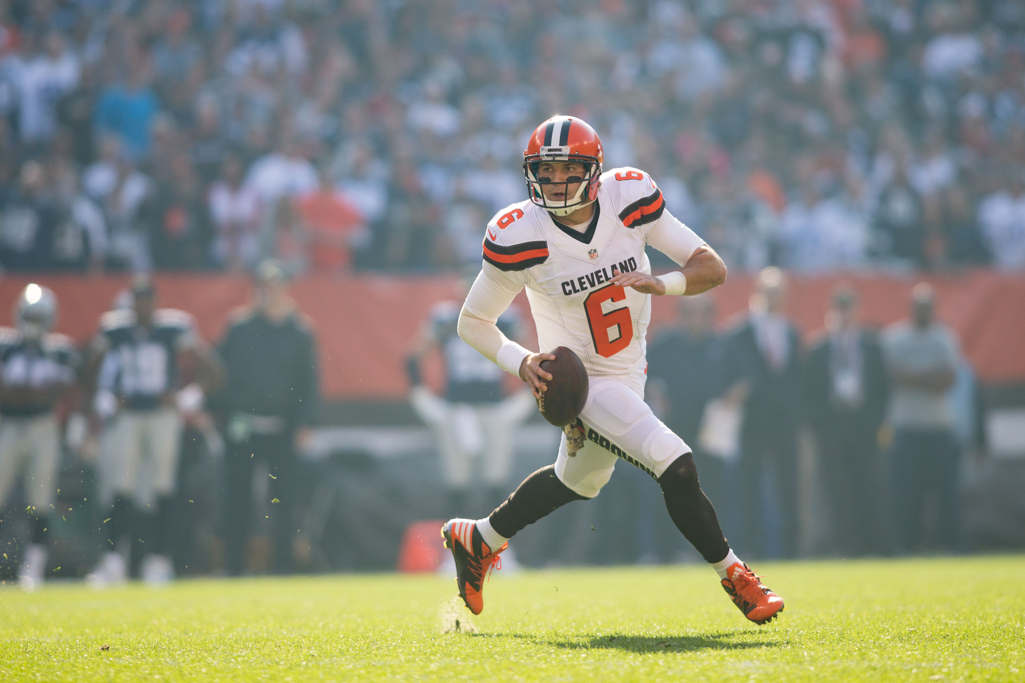 Cleveland Browns: Predicting the postdraft starting offense