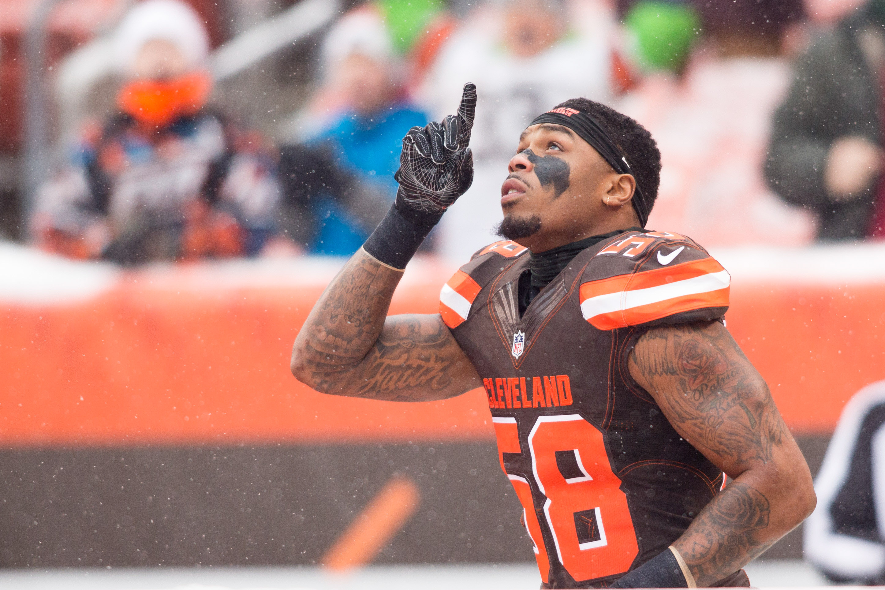 Cleveland Browns 4 3 Defense