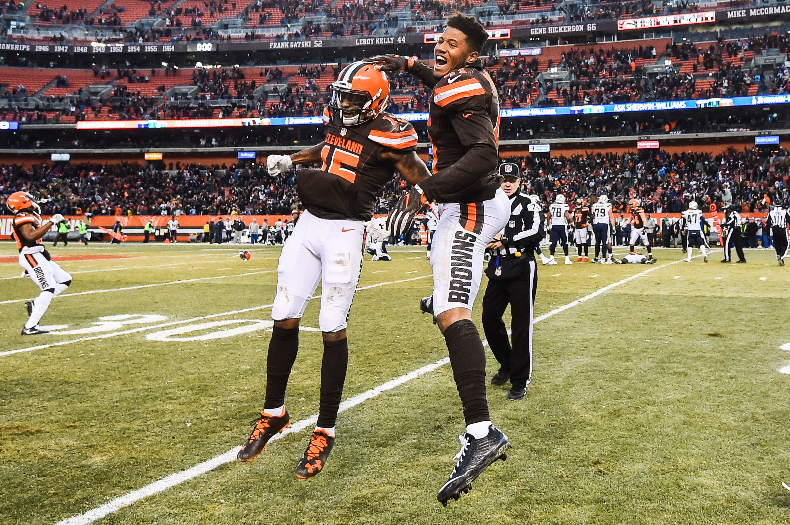Cleveland Browns 5 Games To Circle As Wins In 2017