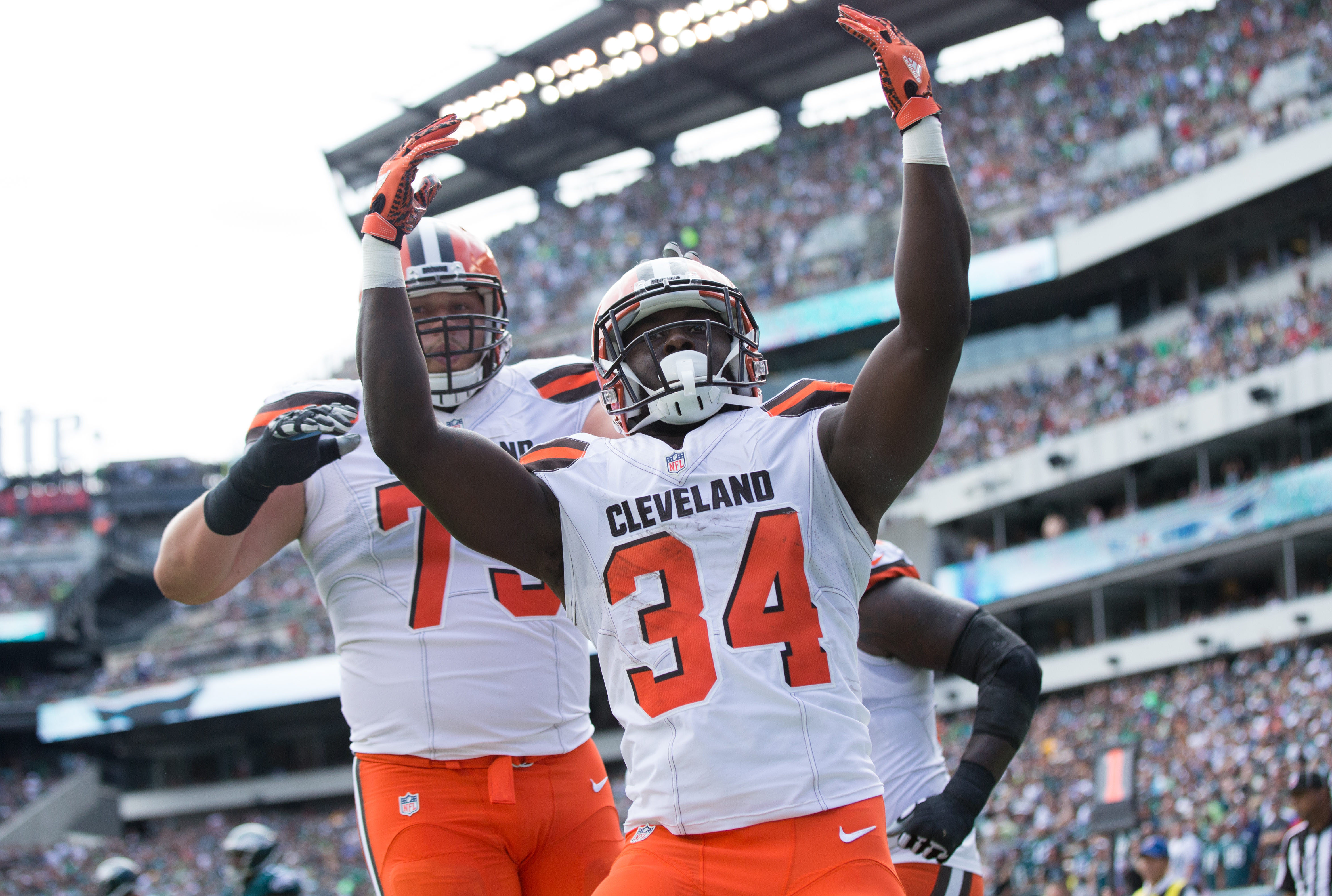 2016 Cleveland Browns roster analysis: The running backs